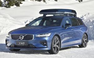 2018 Volvo V60 T5 R-Design (WW)
